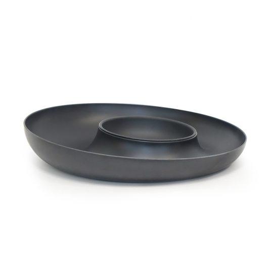 FRESCO SET CHIP & DIP – BLACK
