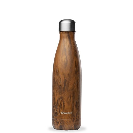 BOUTEILLE ISO WOOD BRUN 500ML