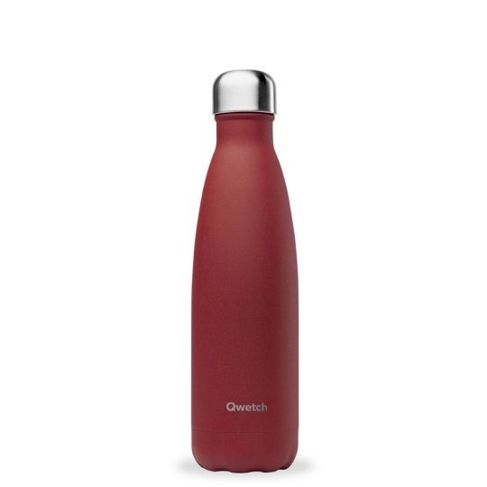 BOUTEILLE ISO GRANITE ROUGE 500ML