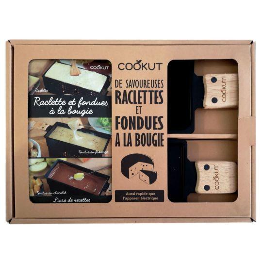 cookut coffret raclette